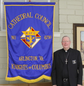Chaplain: Father Robert Rippy