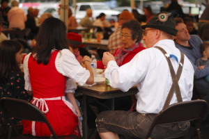 Most authentic German outfits